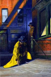 Low Men In Yellow Coats - Stephen KIng